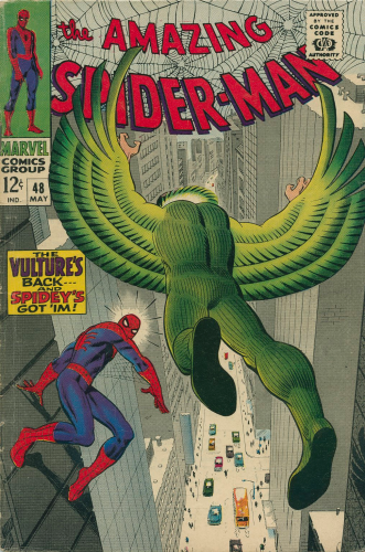 Amazing Spider-Man # 48