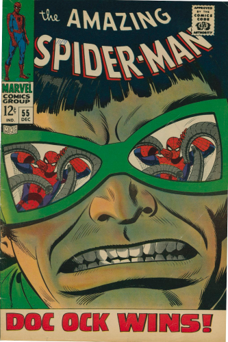 Amazing Spider-Man # 55