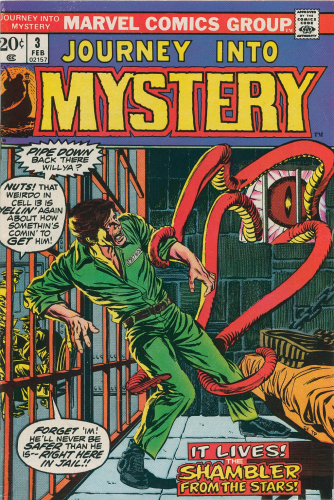 Journey Into Mystery #3 (2nd Series)