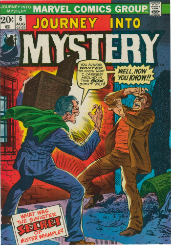 Journey Into Mystery #6 (2nd Series)