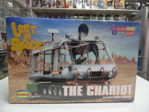 Lost in Space CHARIOT plactic model kit *Moebius* factory sealed * 1:24 scale